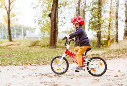 Woom fiets bij stip-kinderfietsen, Woombike bij stip-kinderfietsen