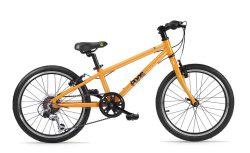 Frog bikes 52 oranje bij stip-kinderfietsen in Nijmegen