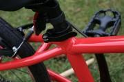 Frog 52 kinderfiets 20 inch Rood 8.8 kg, Frog bikes kinderfiets bij Stip-kinderfietsen in Nijmegen, Frog bikes in Nijmegen, lichtgewicht kinderfiets bij Stip-kinderfietsen, kinderfiets 6 jaar, jongensfiets 7 jaar, de beste kinderfiets