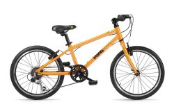 Frog bike 55 oranje bij Stip-kinderfietsen in Nijmegen