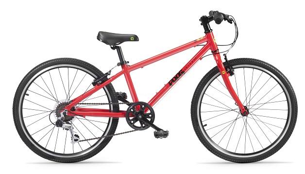 Frog bikes 62 rood 24 inch bij stip-kinderfietsen.nl in Nijmegen