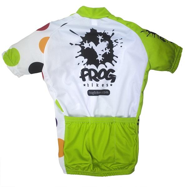 Frog bikes Radsport-Shirt bei stip-kinderfietsen, Kinderfahrräder