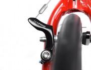 kinderracefiets 26 inch detail velgrem. stip-kinderfietsen nijmegen. Frog bikes in Nijmegen, kinderfiets, lichtgewicht kinderfiets, de beste kinderfiets, Frogbikes Nederland, Frogbikes dealer, Frog bikes kinderfietsen, Frog bikes tweedehands, Frog bikes Belgium., leichtes kinderfahrrad