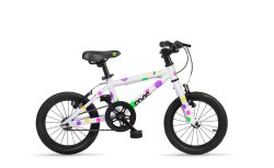 Frog bikes kinderfiets 14 inch stippen bij Stip-kinderfietsen in Nijmegen