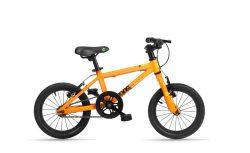 Frog bikes 43 Oranje 14 inch bij Stip-kinderfietsen.nl in Nijmegen