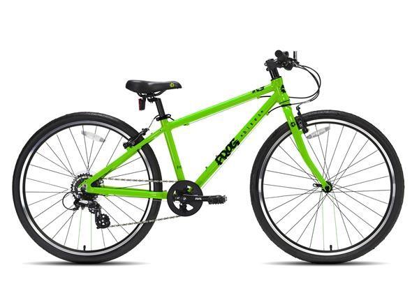 Frog bikes 52 groen 20 inch bij stip-kinderfietsen.nl in Nijmegen