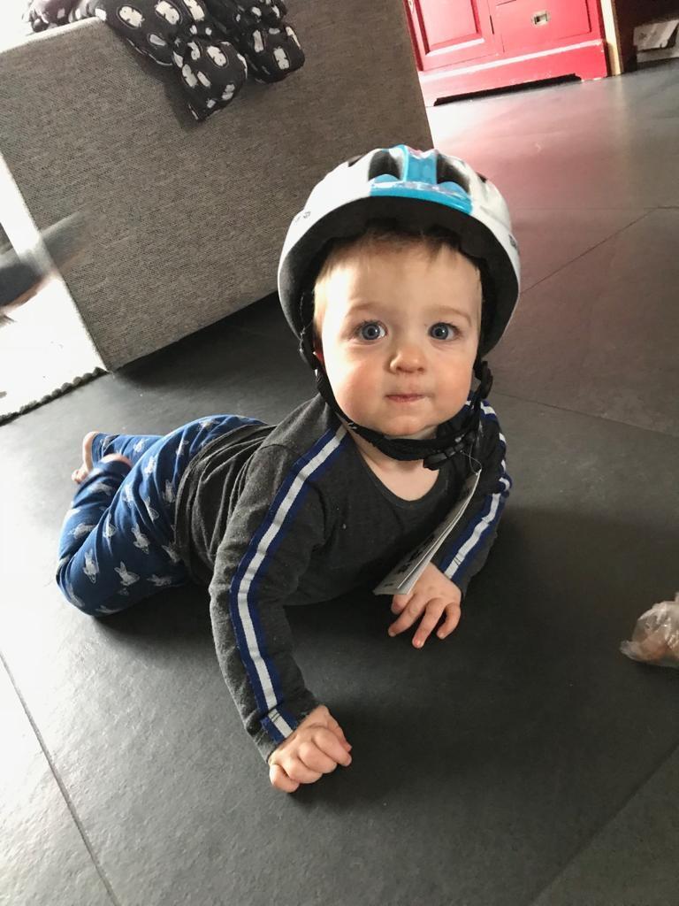 Frogbike Fahrrad-helm bei Stip-kinderfietsen