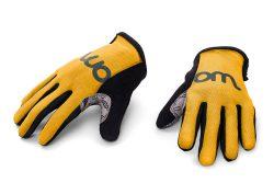 Woom handschoenen geel