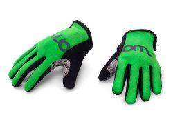 Woom handschoenen bij Stip-kinderfietsen, magasin de vélo pour enfants, kinderfietsenwinkel, Fahrradladen für Kinder