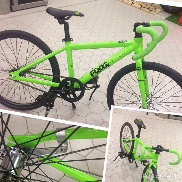 Frog bikes track bike bei stip-kinderfietsen, Fahrradladen für Kinder