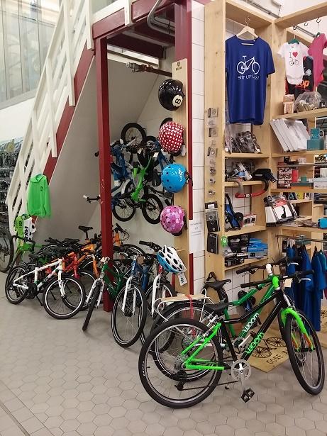 Waarom kopen in een echte fietsenwinkel?