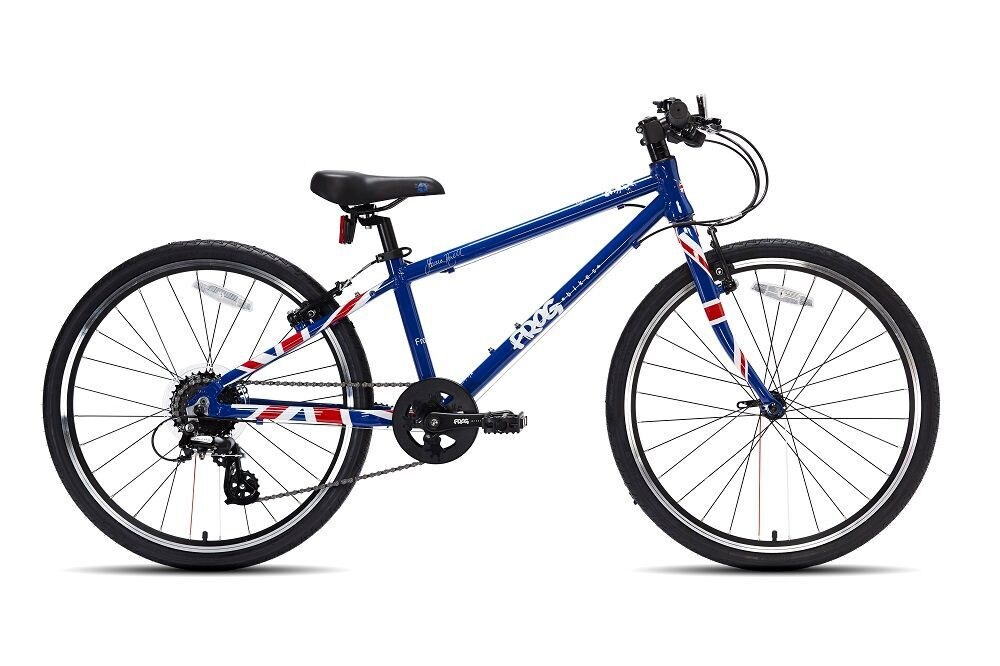 Frogbikes 62 Union Jack kinderfiets 24 inch