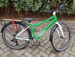 Woom bike, woom fiets, Woom stadsfiets bij Stip-kinderfietsen, 24 inch