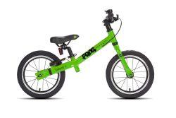 Frog bikes loopfiets 38, 14 inch groen 4,1 kg, aluminium kinderfiets.