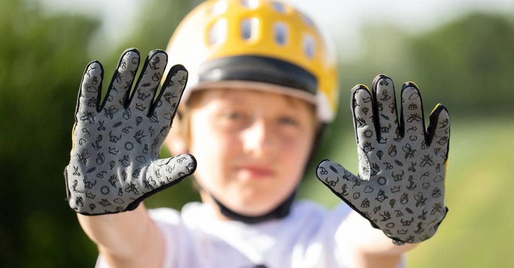 Woom fietshandschoenen kinderen