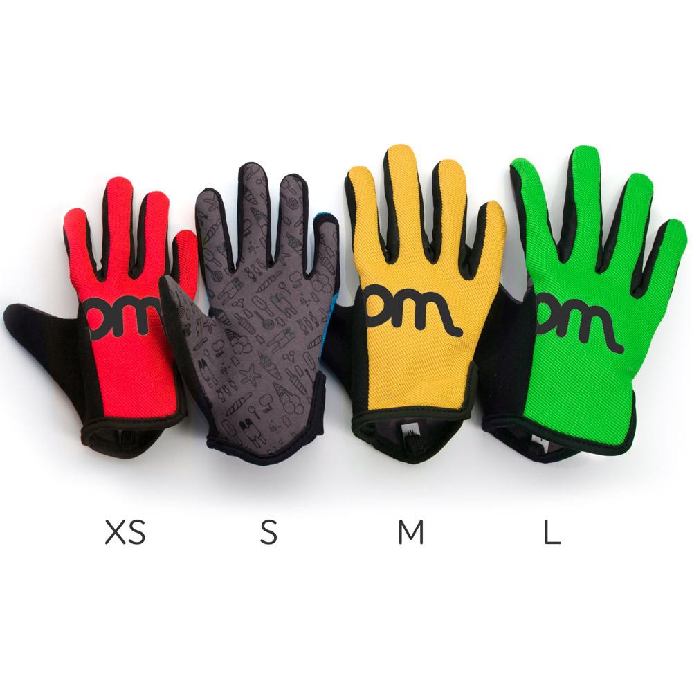 Woom Handschuhe bei Stip-kinderfietsen