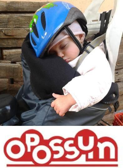 Hoe kleed ik mijn kindje op de fiets in de koude wintermaanden?