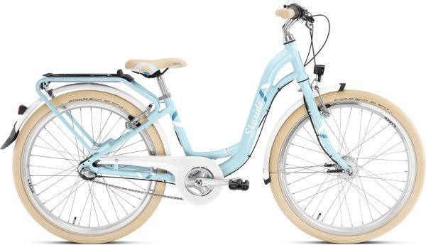 Puky Skyride lichtgewicht meisjesfiets 3-sp, lichtgewicht kinderfiets, meisjesfiets 24 inch, Puky Nederland, magasin de vélo pour enfants, kinderfietsenwinkel, Fahrradladen für Kinder, Puky bij Stip-kinderfietsen,