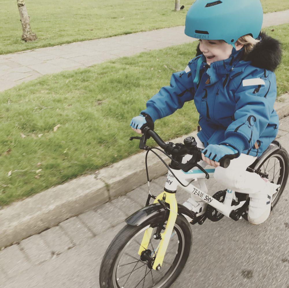 frogbikes bij Stip-kinderfietsen, magasin de vélo pour enfants, kinderfietsenwinkel, Fahrradladen für Kinder