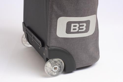B3bag XL02 fietstas op wielen innovatie bij Stip-kinderfietsen