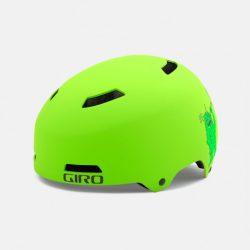 Giro Helm Dime FS Mat Lime XS, hoofdomtrek 47-51cm, veilige helm, magasin de vélo pour enfants, kinderfietsenwinkel, Fahrradladen für Kinder