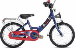 Puky bij Stip-kinderfietsen, Puky ZL 16 Alu Captain sharky 9.5kg , leichtes kinderfahrrad, aluminium kinderfiets., magasin de vélo pour enfants, kinderfietsenwinkel, Fahrradladen für Kinder