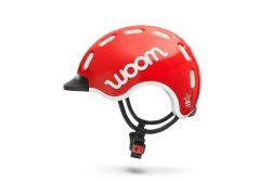 Woom casque de vélo (M) rouge
