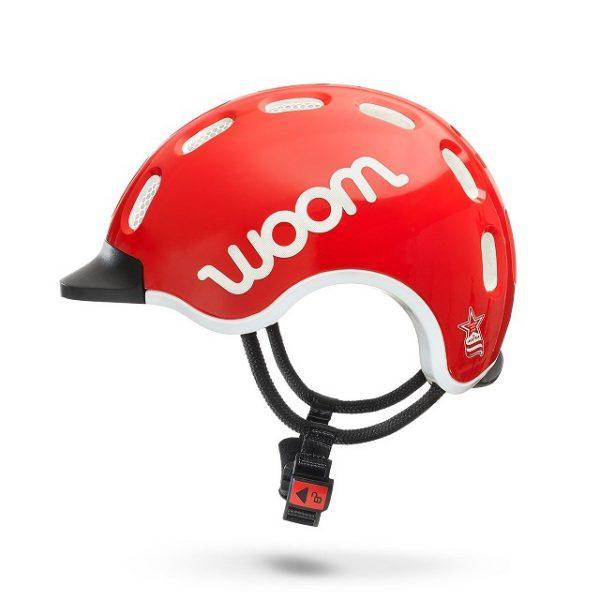 Woom fietshelm 52-56 cm (M) rood