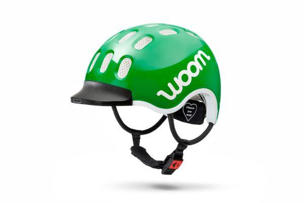 Woom Helm groen