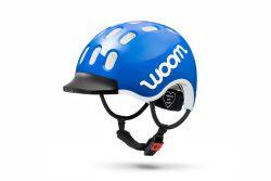 Woom Helm S blau