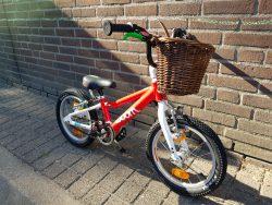 Woom vélos Panier pour Woom 2 et 3 chez Stip-kinderfietsen, Vélos légers pour enfants