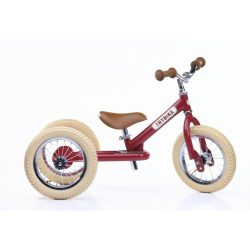 Trybike rood bij Stip-kinderfietsen, kinder-fietsenwinkel