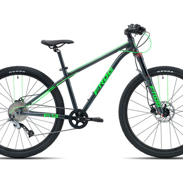 Frog bike MTB 69 26 inch 11,5kg groen