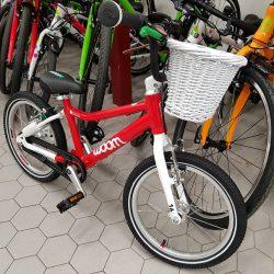 Mandje voor kleine fietsjes 14 inch en 16 inch. bij Stip-kinderfietsen