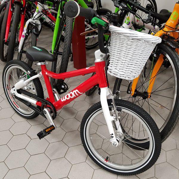 Mandje voor kleine fietsjes 14 inch en 16 inch