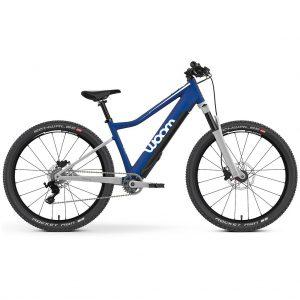 kinder-e-bike mountainbike Woom 26 inch,E-mountainbike van Woom bij Stip-kinderfietsen