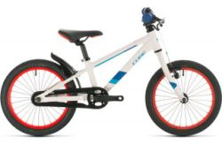CUBE CUBIE 160 WHITE/BLUE 2020 bij Stip-kinderfietsen