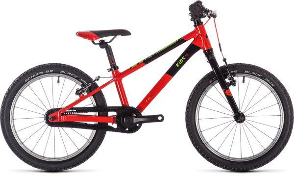 CUBE CUBIE 180 SL RED/GREEN/BLACK 2020