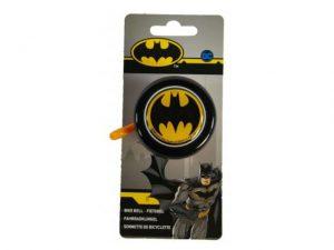 Fietsbel Batman bij Stip-kinderfietsen