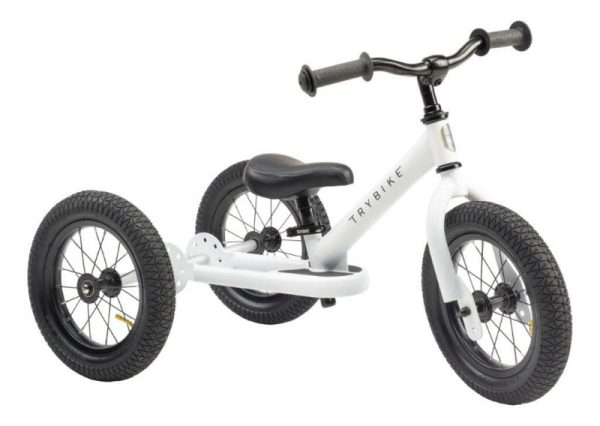 Trybike balance bike steel tricycle at stip-kinderfietsen
