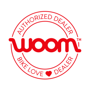 Woom dealer logo