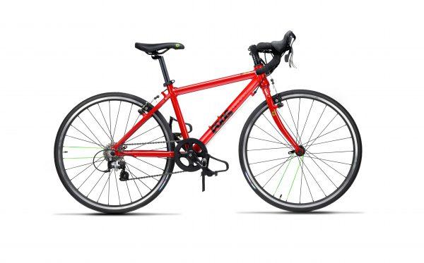 frog bikes racefiets rood