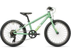 CUBE ACID 200 GREEN WHITE 2021 bij Stip Kinderfietsen